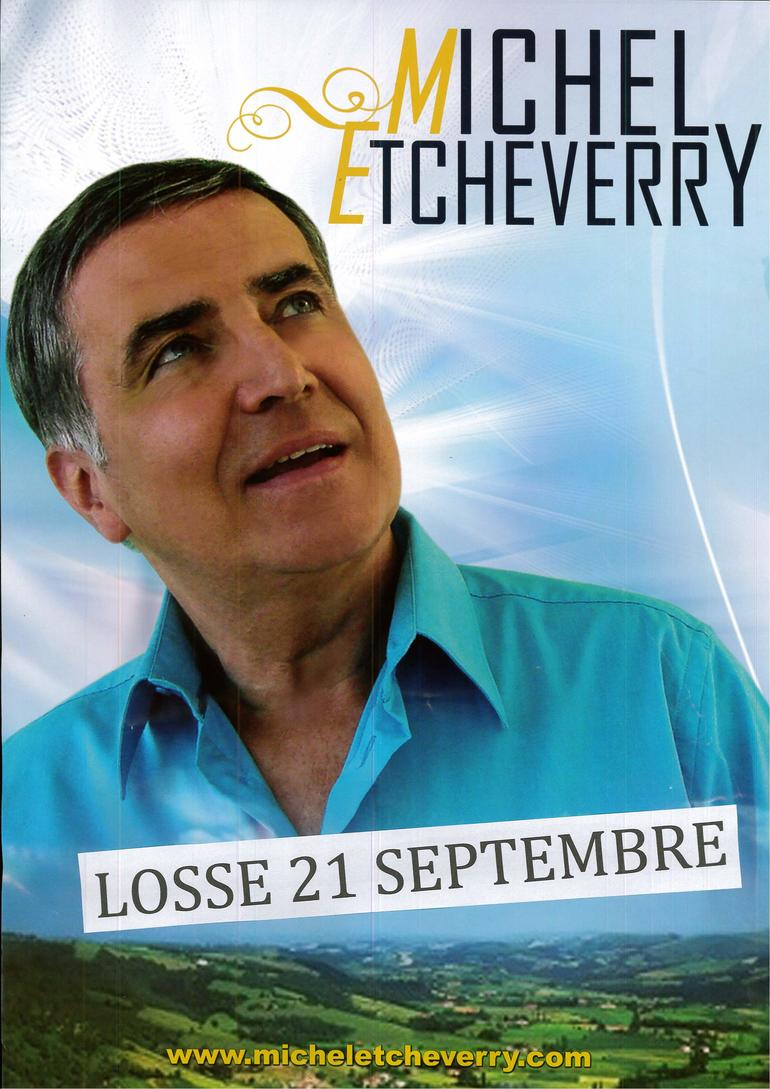 Concert Michel ETCHEVERRY